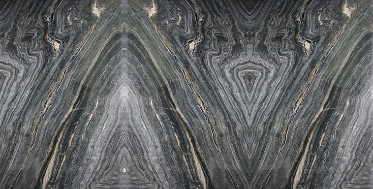 Bookmatch Grey Marble Slab