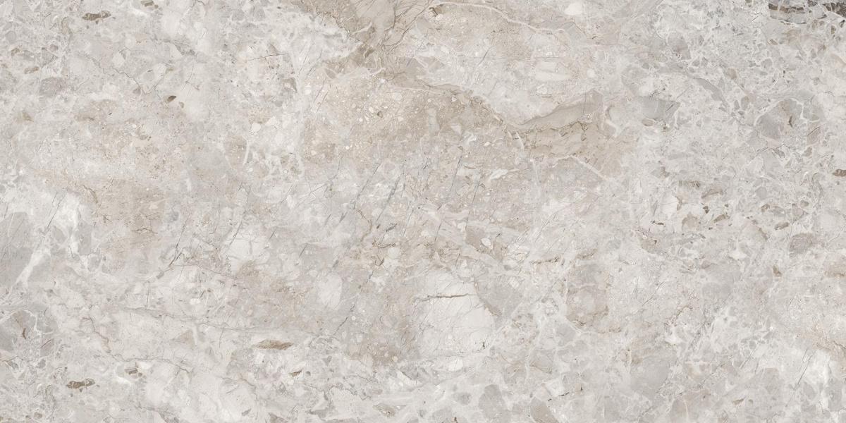 Breccia Grey Marble Slab