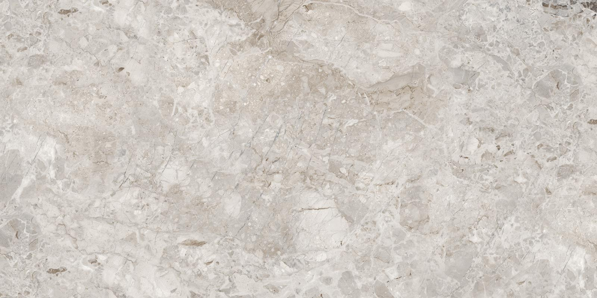 Breccia Grey Marble Tile