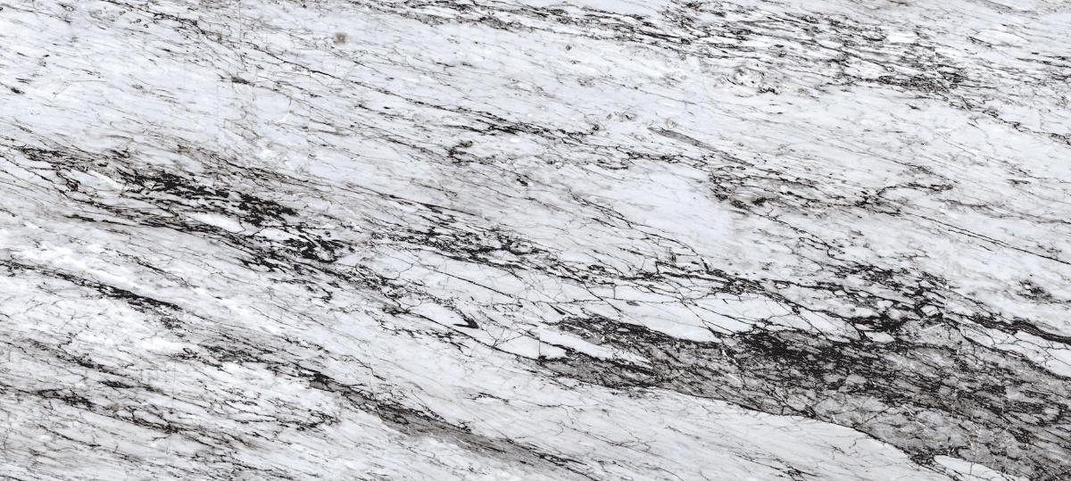 Caracus Black Marble Slab
