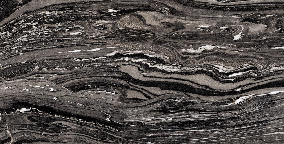 Classic Black Marble Slab