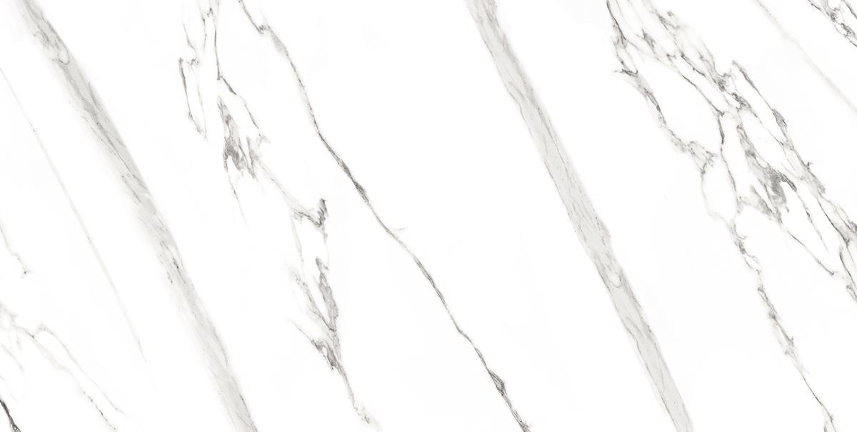 Classic Statuario Marble Slab