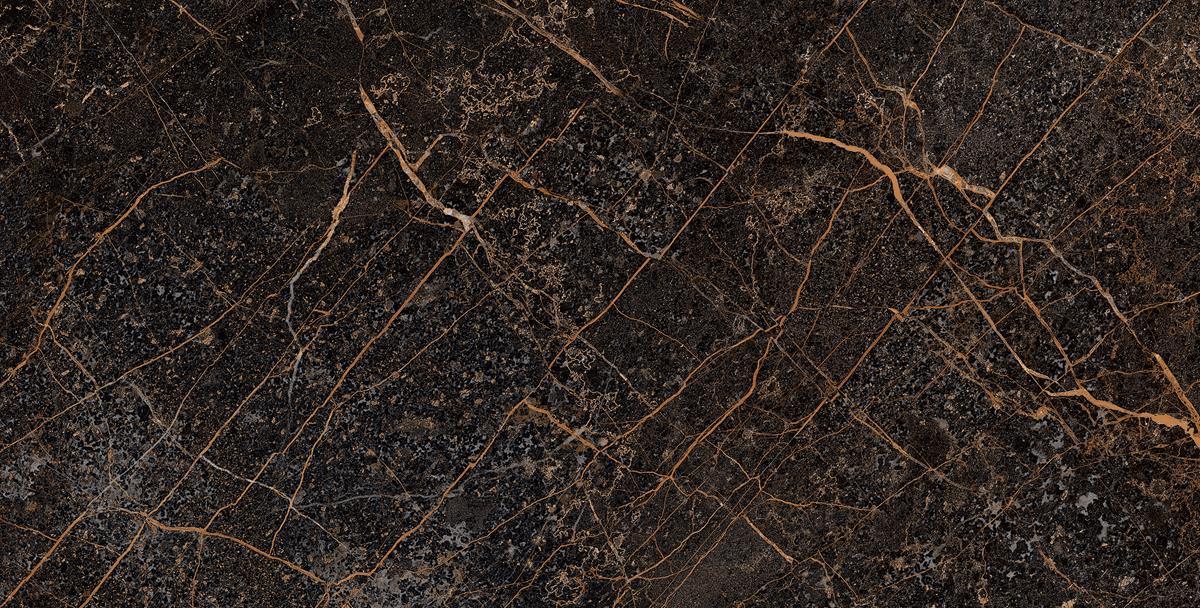 Claster Black Marble Slab
