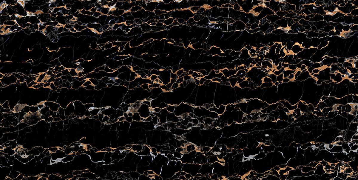 Clonic Black Marble Slab