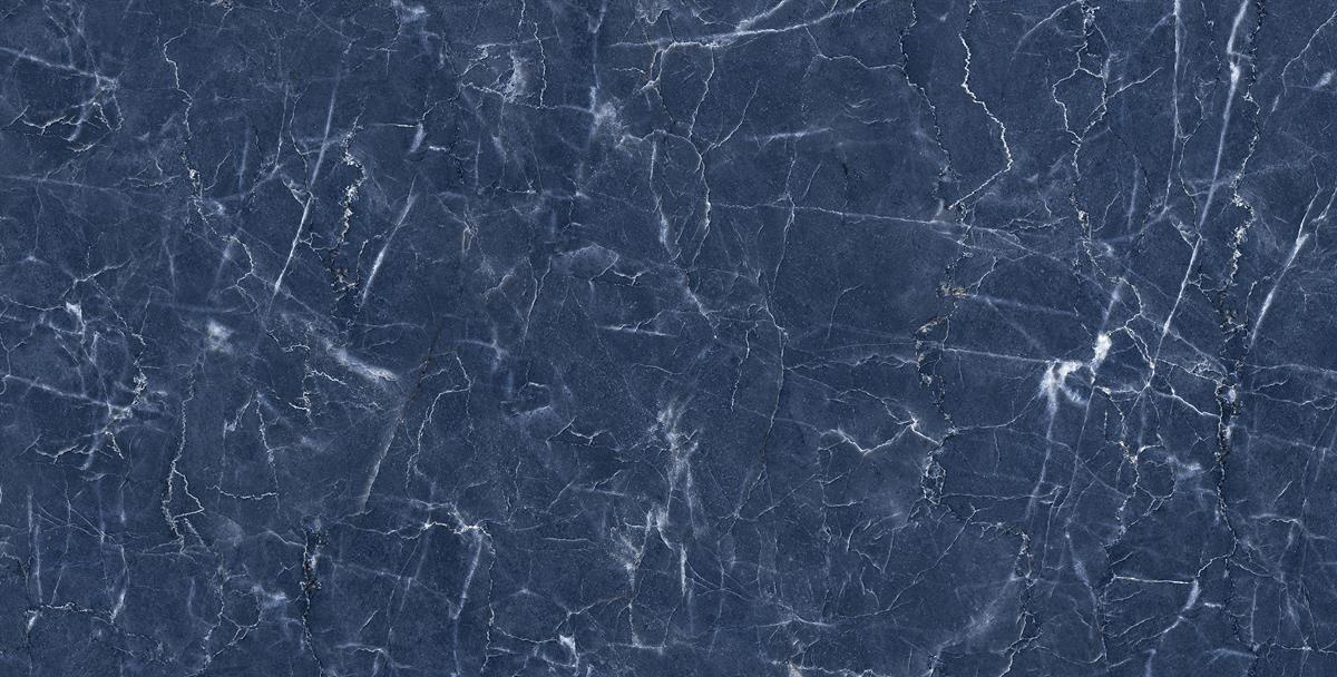 Coral Blue Marble Slab