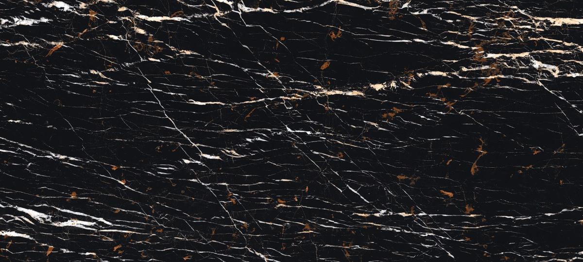 Dark Gray Black Marble