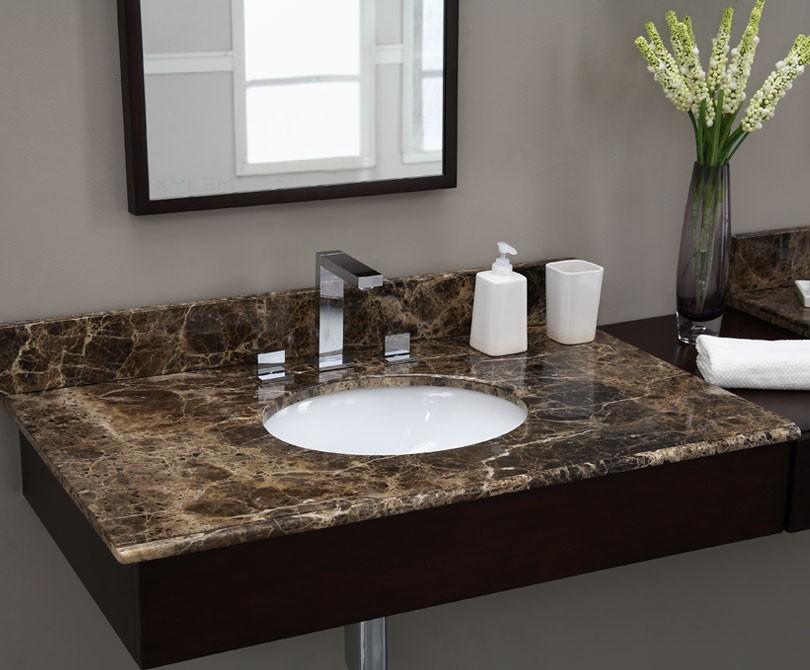 Dyna Marble Slab On Sink