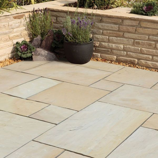 Dyna Marble Tiles On Outdoor Patio