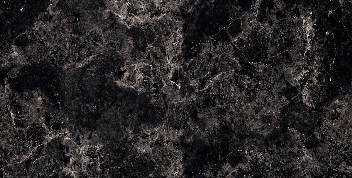 French Black Marble Slab