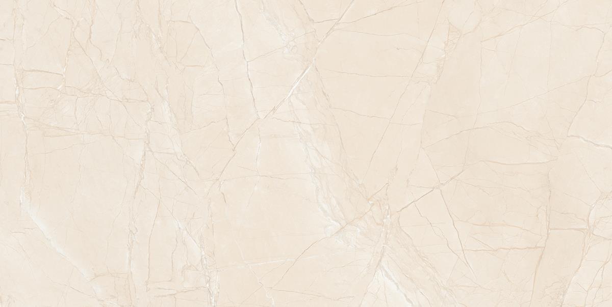 Glossy Ivory Marble Slab