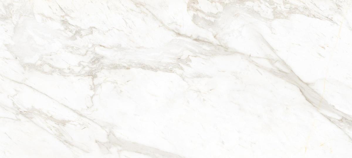 Glossy Statuario Marble Slab
