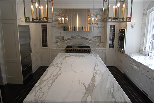 Gold Marble Tiles