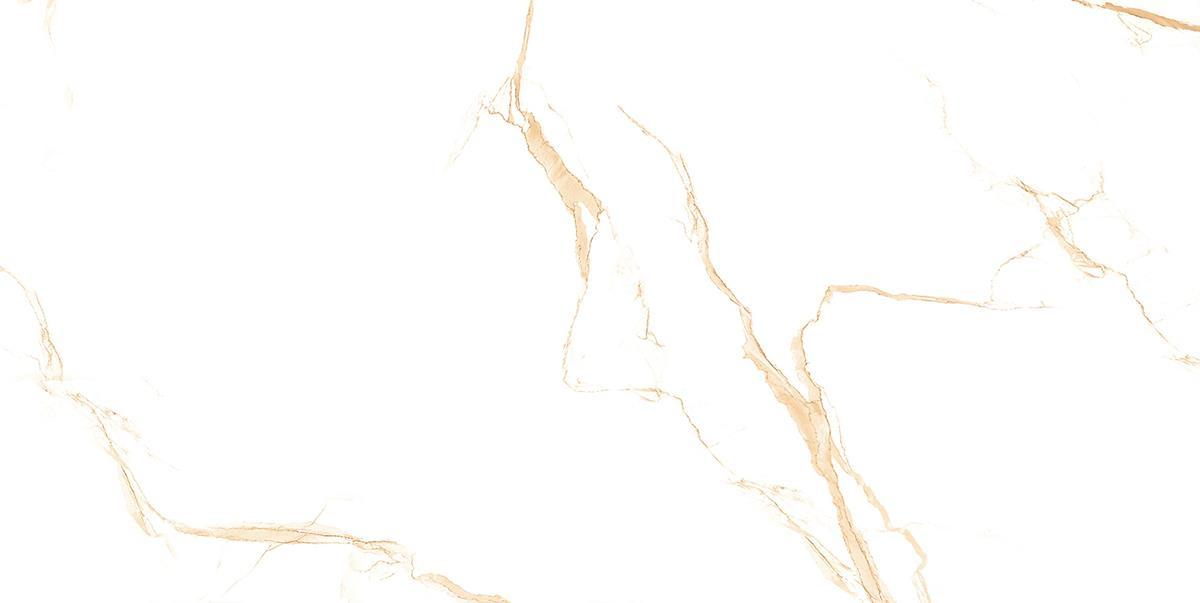 Gold Statuario Marble Slab
