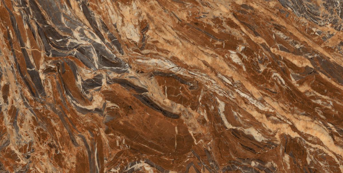 Golden Leaf Marble Tile