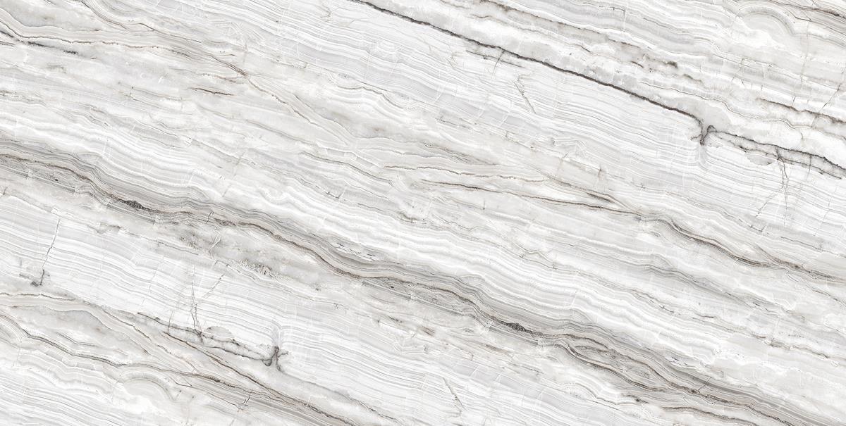 Grey Pearl Marble Slab