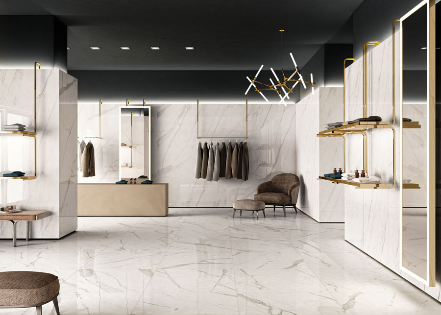 Ivory Marble Tiles