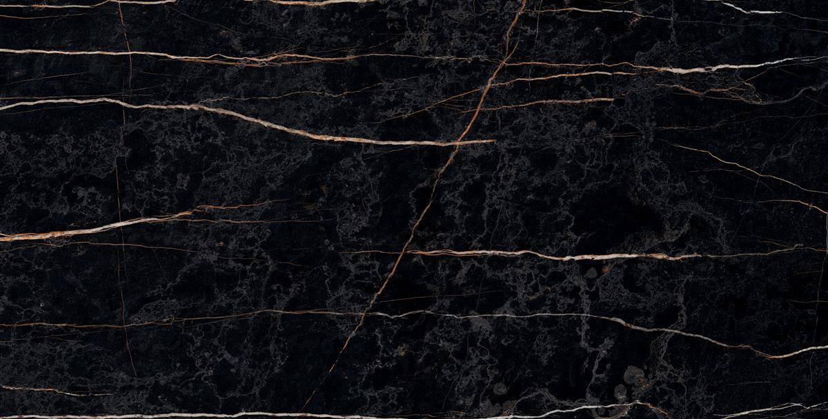 Leopord Black Marble Slab