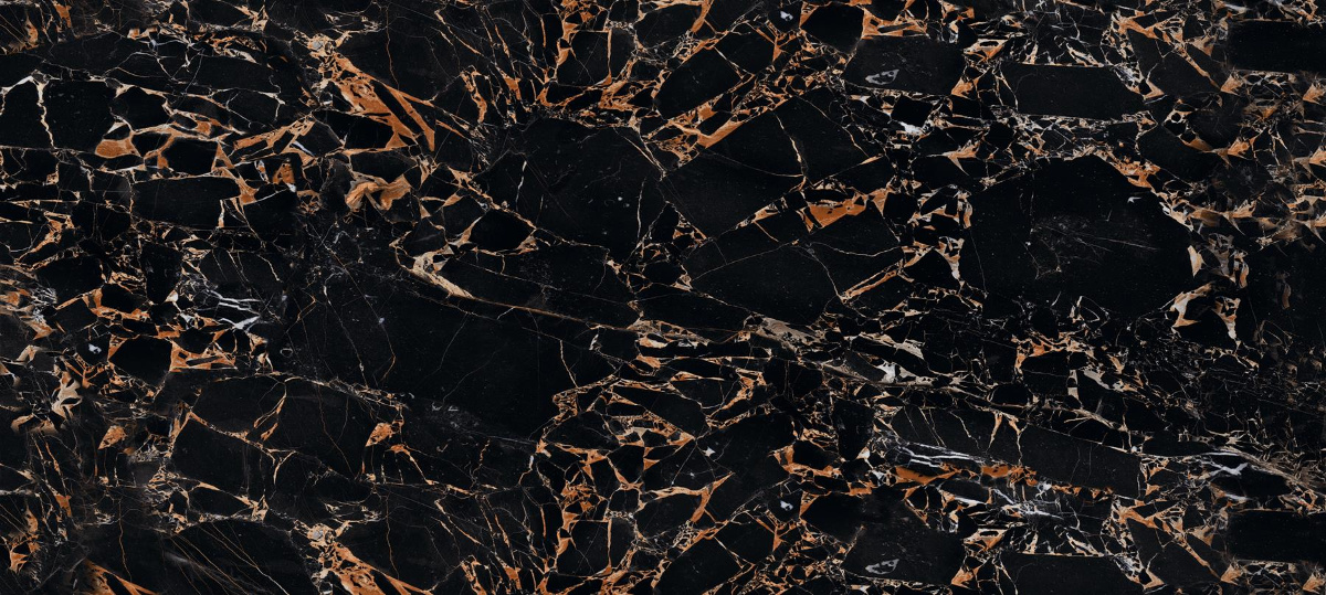 Livanto Black Marble Slab