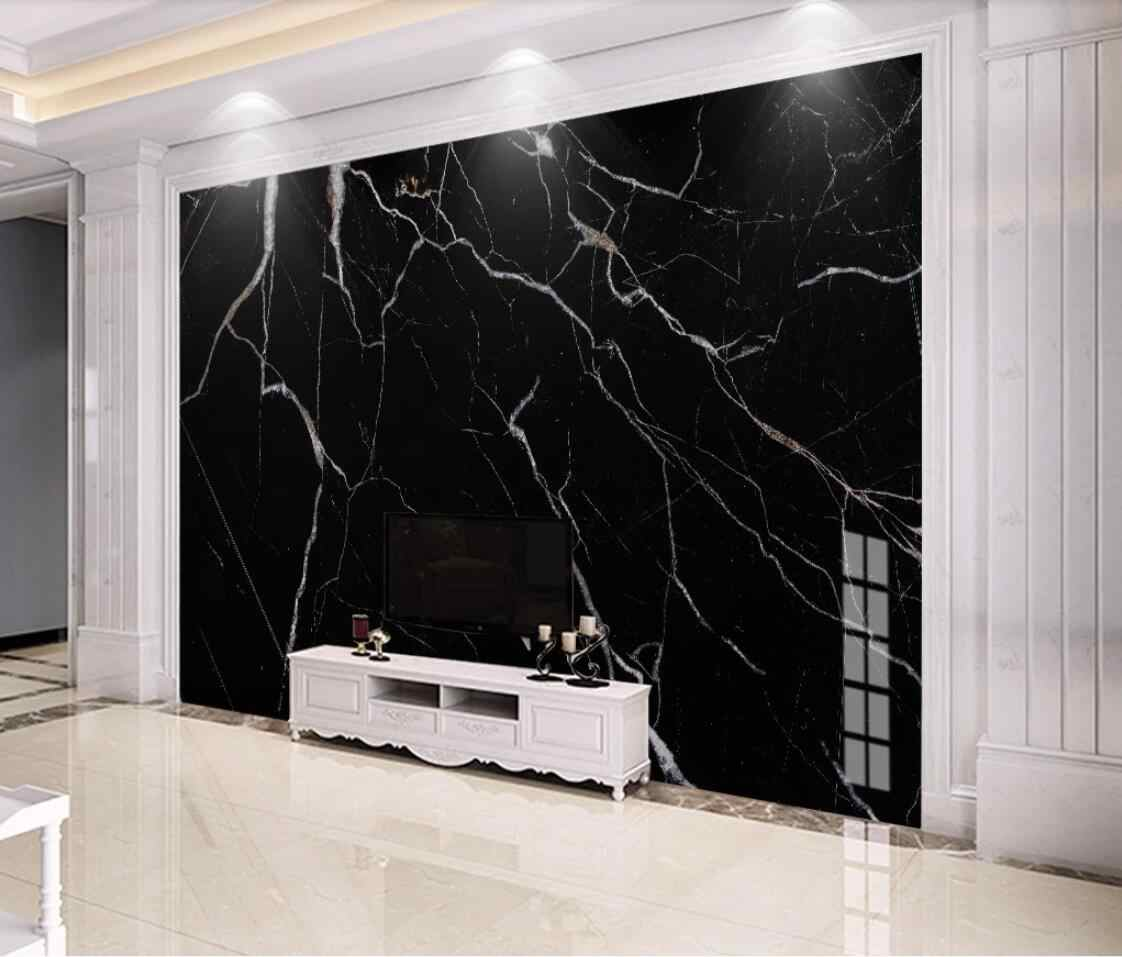 Marquina Marble Tiles On Wall Coverings