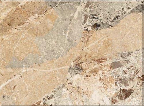 Polished Breccia Marble Tile