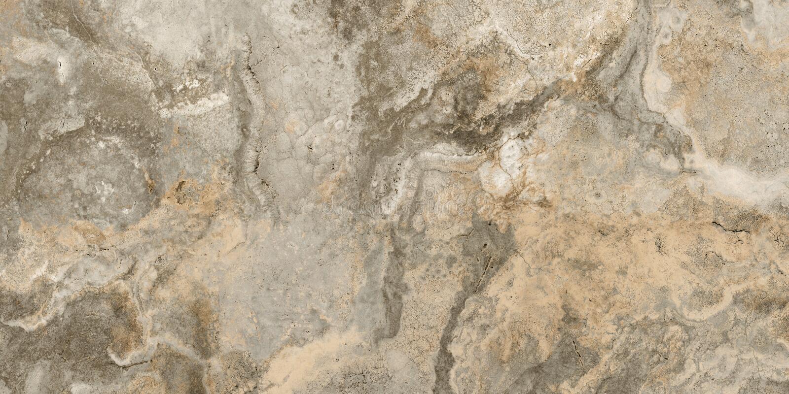 Rustic Brown Marble Slab