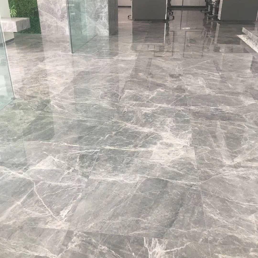 Silver Marble Flooring