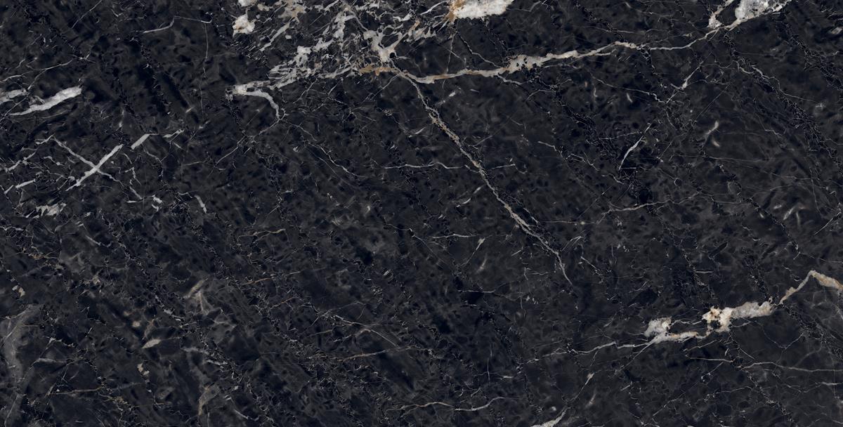 Tauras Black Marble Slab