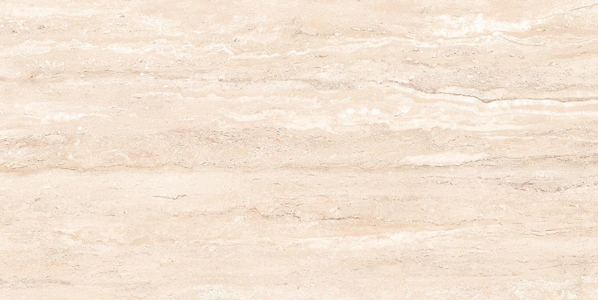 Travertino Crema Marble Slab