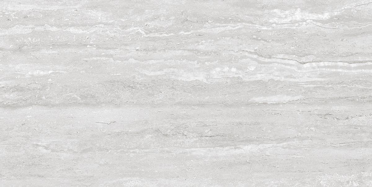 Travertino Grey Marble Slab